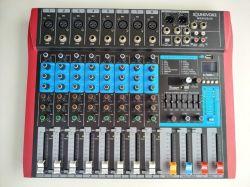 Mesa de Som Soundvoice, Modelo MS 802 EUX