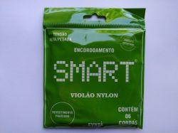 Jogo de Cordas Smart Para Violão Nylon
