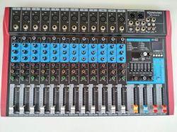 Mesa de Som Soundvoice, Modelo MS 122 EUX