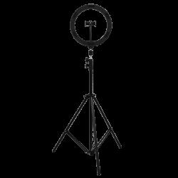 Iluminador Ring Light Spectrum , Modelo SP-26 Com Tripé de 2 metros
